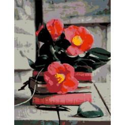 Картина по номерам Rosa   Гармония  (N00013177)