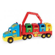"""Super Truck"" мусоровоз 36530"