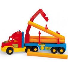 Грузовик Wader  Super Truck  строительный 36540