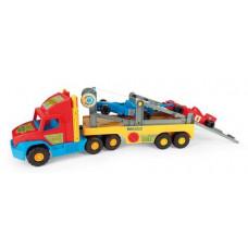Грузовик Wader  Super Truck   с авто Формула 36620
