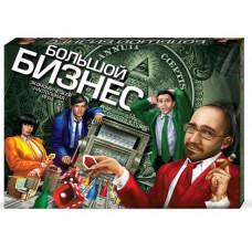 Игра настольная Dankotoys Большой бизнес (укр)  (DT G1)