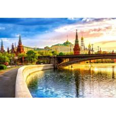 Пазлы Castorland Москва  1000 элементов (3348)