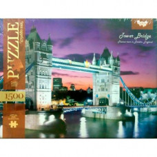 Пазлы Dankotoys Тауэрский мост, Лондон  1500 эл (C1500-02-03)