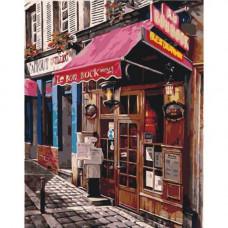 Картина по номерам Идейка Любимый магазинчик 40х50 (КНО2195)