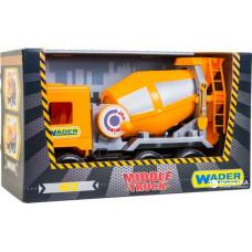 Бетономешалка  Middle truck (оранжевая)Wader 39311