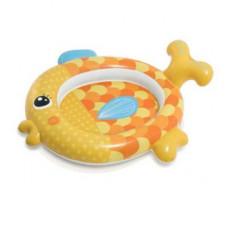 Надувний басейн Intex Золота рибка (57111)