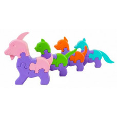 """3D пазлы """"Животные"""" 39356"""