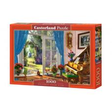Пазлы  Castorland  Вид на дворик , 1000 элементов (С-104079)