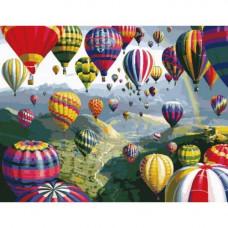 Картина по номерам Идейка Воздушные шары 40 x 50 (КНО1056)