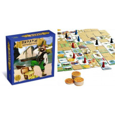 Настольная игра Arial Пираты (20427) (рус)