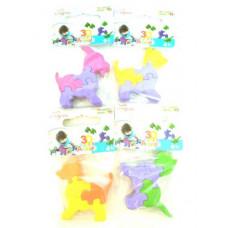 """3D пазл """"Животные"""" 39385"""