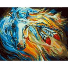 Картина за номерами Ідейка Непокорная Галія 40 x 50 KHO4014