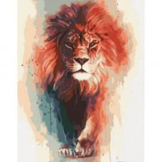 Картина за номерами Ідейка Шляхетний король 40 x 50 КНО4017