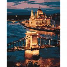 Картина за номерами Ідейка Чарівний Будапешт  (КНО3557)