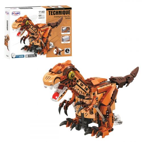 Электромеханический конструктор WINNER Динозавр 424 детали 1140