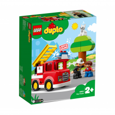 Конструктор Lego Duplo Пожежна машина 10901
