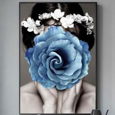 Картина по номерам Rosa Beautiful 45х35 (N00013405)