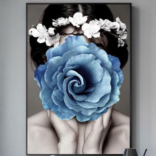 Картина за номерами Rosa Beautiful (N00013405)