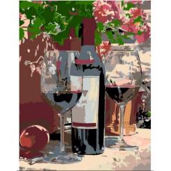 Картина за номерами Rosa Вино для двох 35х45 (N00013446)