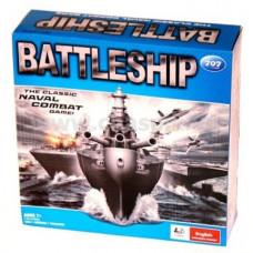 Настольная игра 707 Games Морской бой (рус) (707-74)