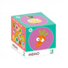 Розвиваюча гра DoDo Мемо Фрукти і овочі (300156)