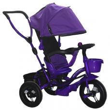 Трехколесный велосипед Dendi AT0104 Фиолетовый