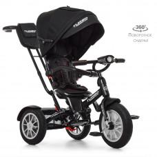 Детский велосипед Turbo Trike Черный (M 4057-20)