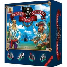 Настольная игра Bombat Сокровища старого пирата 800033