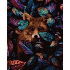 Картина по номерам Brushme Взгляд лисы 50х40 (GX35635)