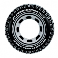 Надувний круг Intex Шина 91 см (59252)