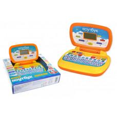 Детский развивающий ноутбук Країна іграшок (PL-719-50) UKR